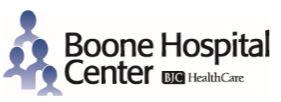 Logo: Boone Hospital
