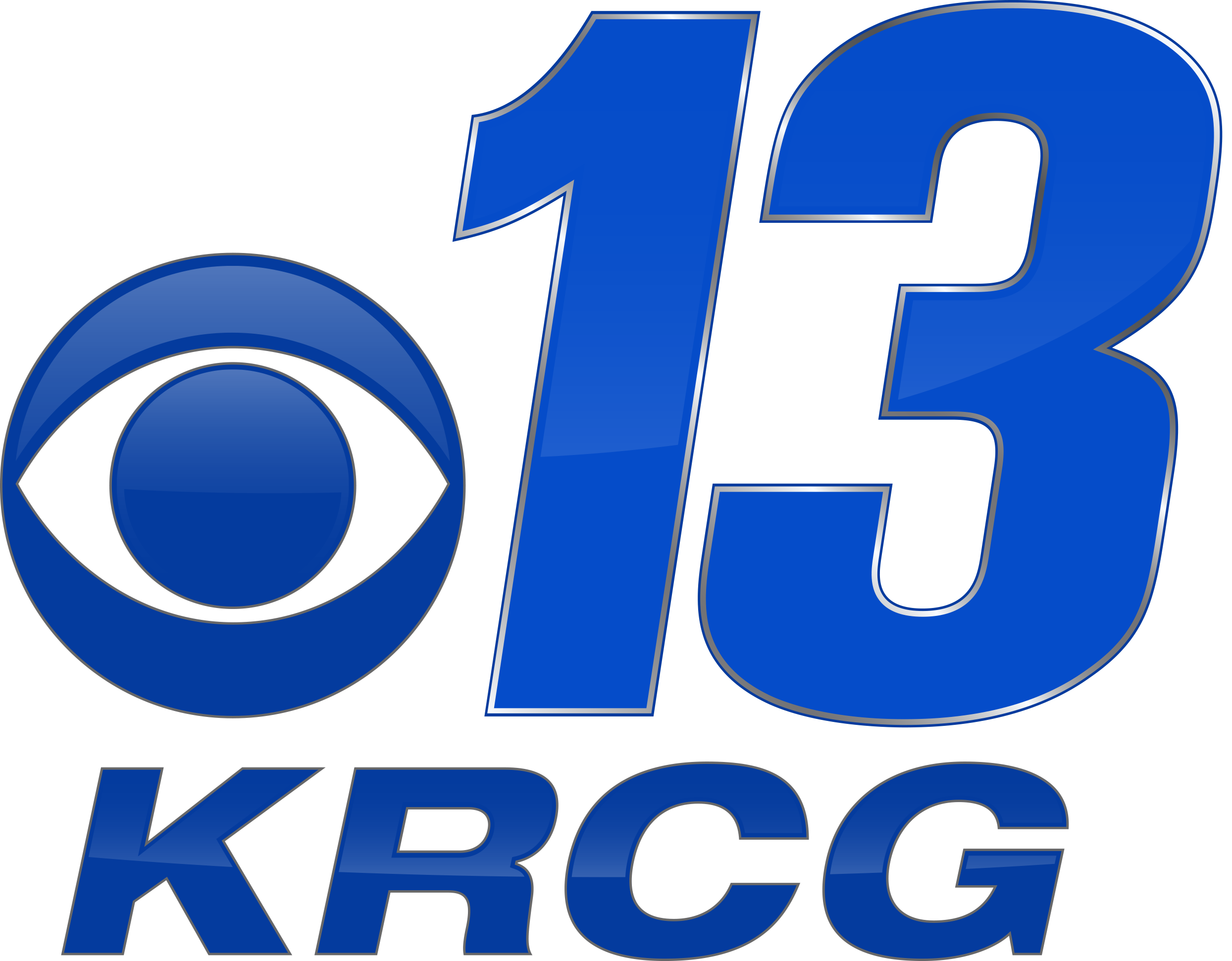 Logo: KRCG Channel 13