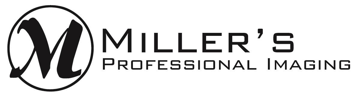 Logo: Miller's Professional Imaging