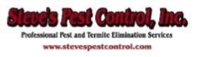 Sponsor: Steve's Pest Control